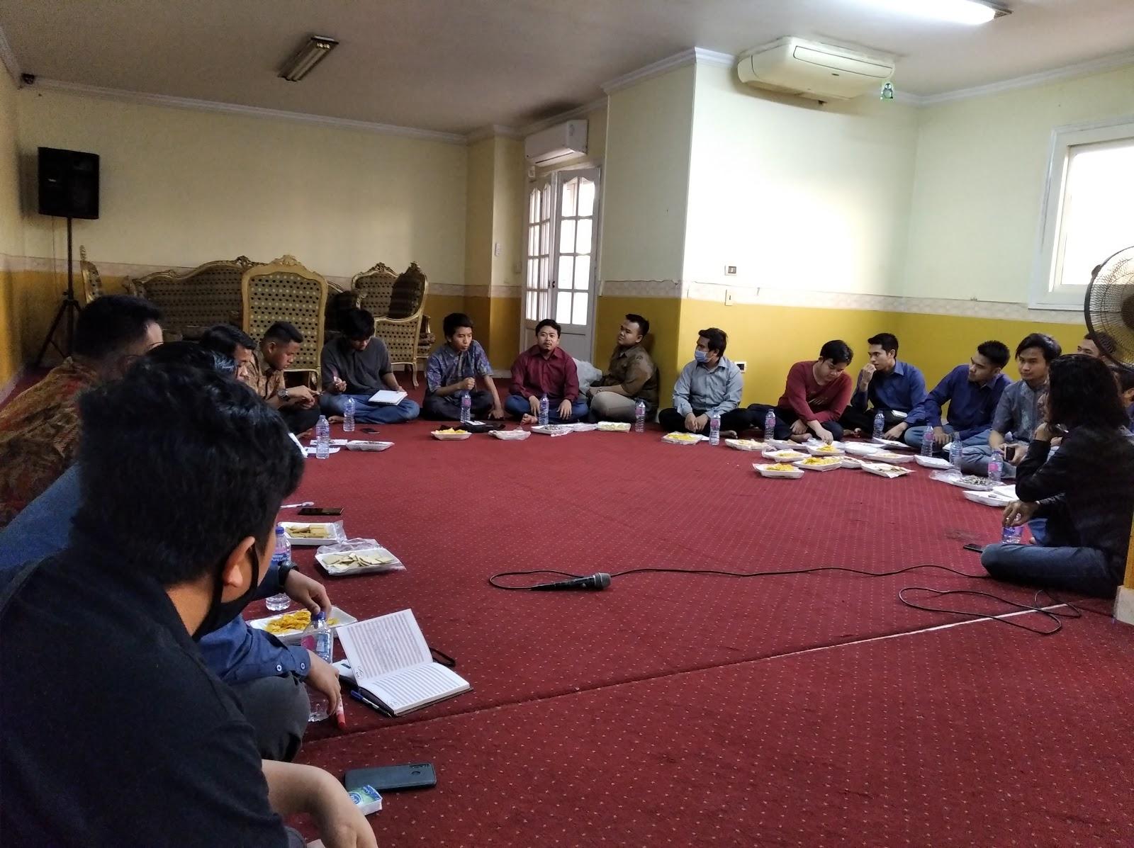 Gelar Rapat Gabungan, PPMI Mesir Akan Kumpulkan Donasi Penanganan Covid-19