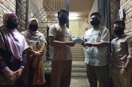 2.000 Masker Dibagikan Gratis, Presiden PPMI Mesir Himbau Masisir Lebih Waspada