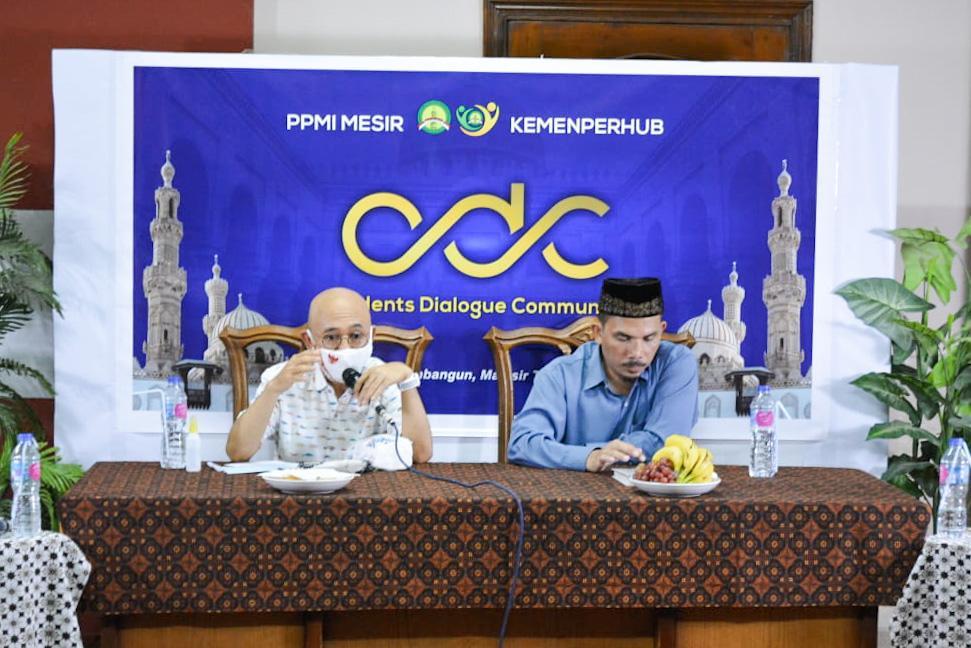 SDC Datang Sebagai Wadah Diskusi Cari Solusi