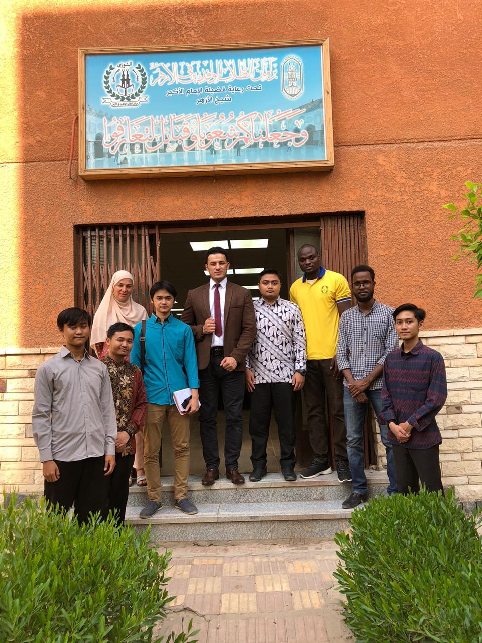 Klarifikasi Minhah Visa Pelajar dan Permasalahan Tempat Tinggal, PPMI Jalin Diplomasi  dengan Parlemen Wafidin