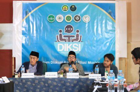 Diskusi antar Afiliasi, Eratkan Silaturrahmi dengan Argumentasi