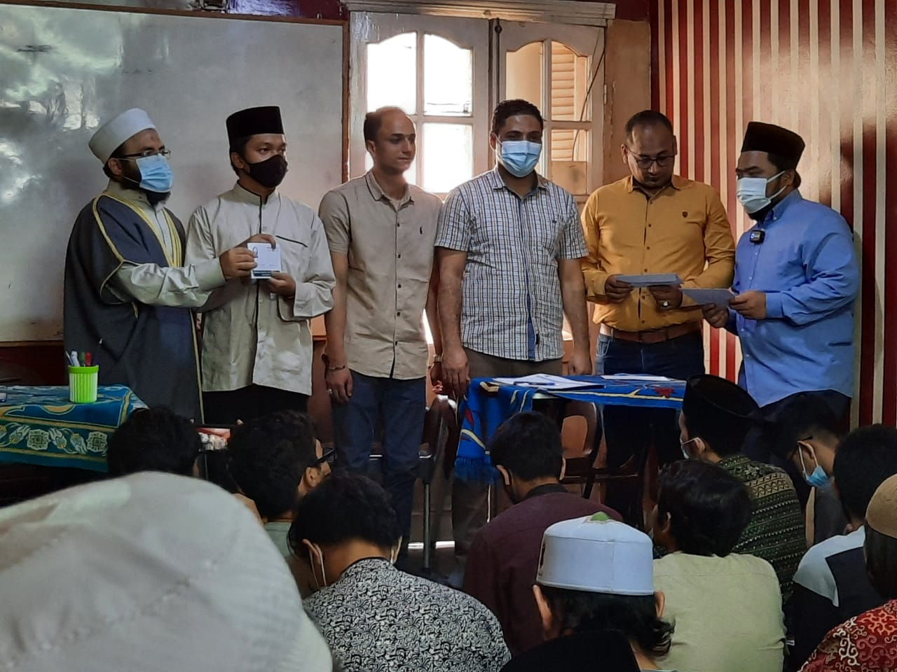 Membanggakan, 5 Mahasiswa Indonesia Asal KM-NTB Berhasil Meraih Juara MHQ Antar Mahasiswa Asing di Mesir
