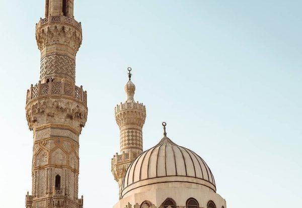al-azhar menara kubah