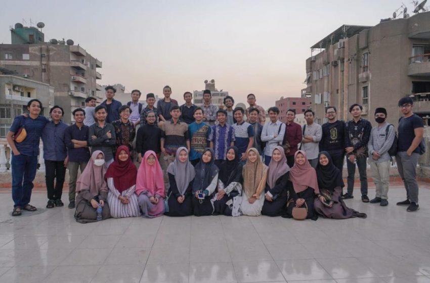 PPMI Mesir Adakan Simulasi RAPBO; Guna Latih Dialektika Anggota Kabinet